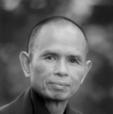 Thich Nhat Hanh moine bouddhiste